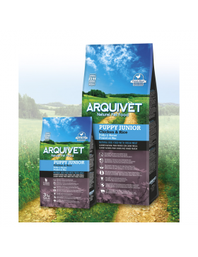 Arquivet Puppy Junior Chicken & Rice 15kg