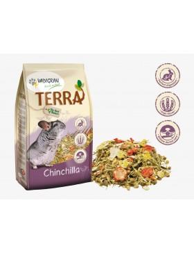 TERRA CHINCHILLA 2.25 KG
